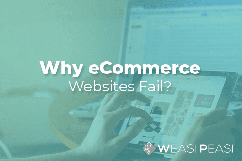 Why Ecommerce Sites fail